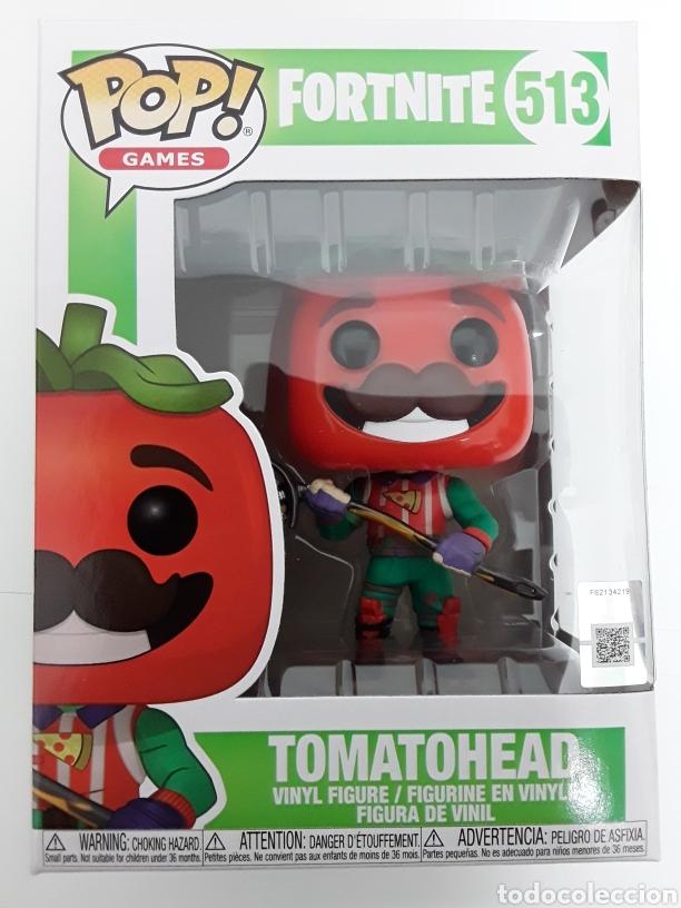 TOMATOHEAD FORTNITE POP FUNKO 513 (Juguetes - Figuras de Goma y Pvc - Otras)