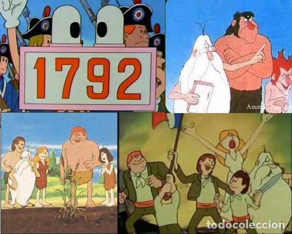 Figuras de Goma y PVC: Figura Erase una vez el Hombre Pedrito años 80 PVC - Foto 3 - 218227935