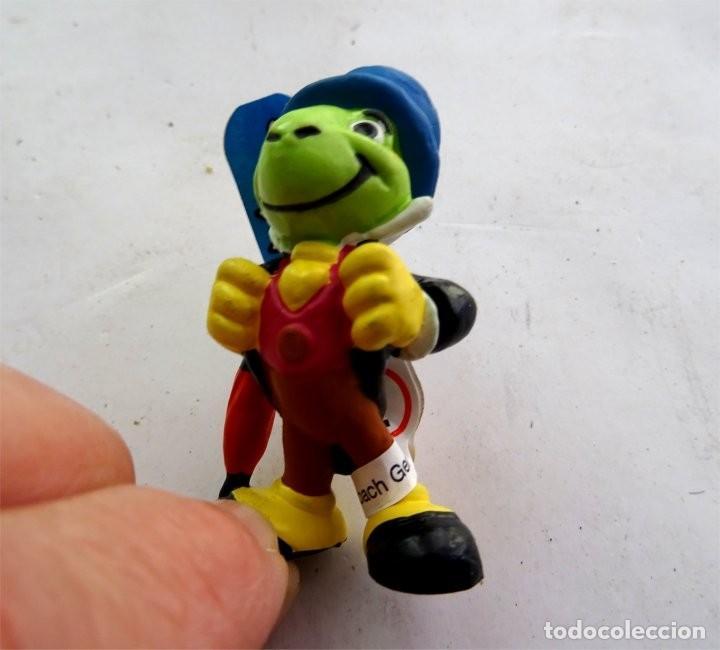 FIGURA DE GOMA – PEPITO GRILLO (Juguetes - Figuras de Goma y Pvc - Otras)