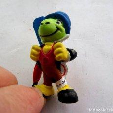 Figuras de Goma y PVC: FIGURA DE GOMA – PEPITO GRILLO. Lote 171184822