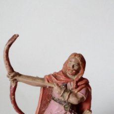 Figuras de Goma y PVC: FIGURA VIKINGO DE GOMA. Lote 171191070