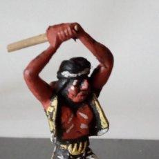 Figuras de Goma y PVC: FIGURA DE INDIO . Lote 171191598
