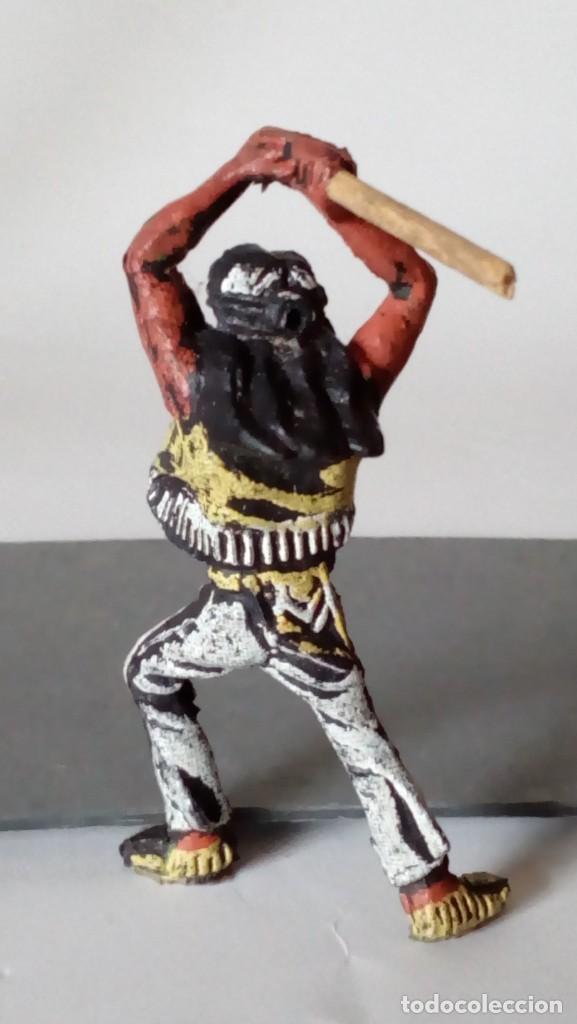 Figuras de Goma y PVC: Figura de indio - Foto 2 - 171191598