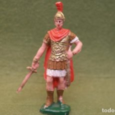 Figuras de Goma y PVC: ANTIGUA FIGURA SERIE SOLDADOS ROMANOS. OLIVER. MADE IN SPAIN.. Lote 171207249