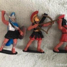 Figuras de Goma y PVC: LOTE FIGURAS GOMA ATENIENSES . Lote 171229610