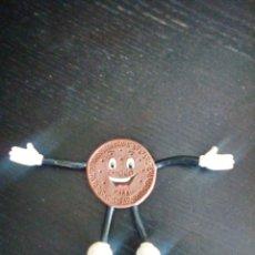 Figuras de Goma y PVC: MARBU CHOCO EN PVC. Lote 171245202