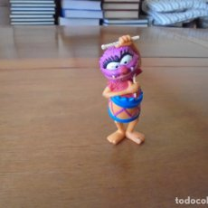 Figuras de Goma y PVC: FIGURA EN PVC DE PERSONAJE BARRIO SESAMO (MUPPETS) TELEÑECOS. HENSON 1995. Lote 171279355