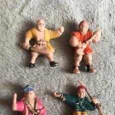 Figuras de Goma y PVC: ANTIGUAS FIGURAS PIRATAS . Lote 171230030
