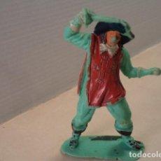 Figuras de Goma y PVC: FIGURA DE PLÁSTICO MOSQUETERO JECSAN. Lote 171329799