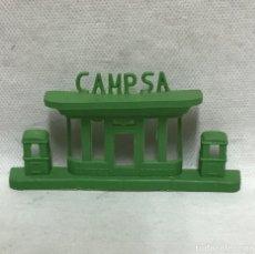 Figuras de Goma y PVC: MONTAPLEX, GASOLINERA CAMPSA. Lote 171358150