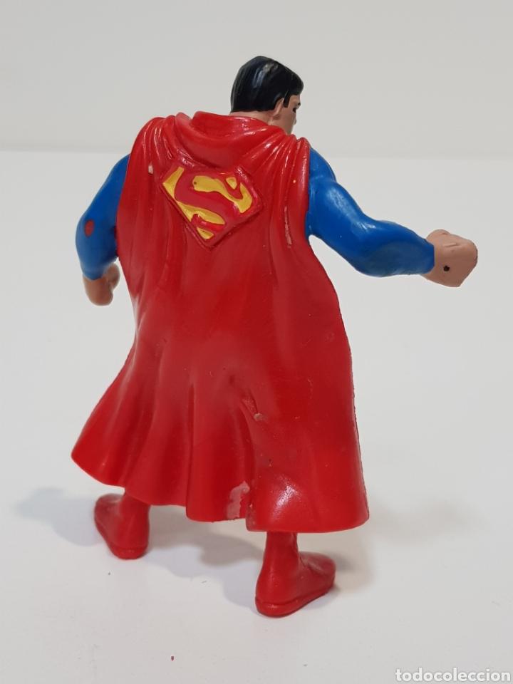 Figuras de Goma y PVC: SUPERMAN - COMICS SPAIN / FIGURA DE GOMA Y PVC - Foto 2 - 171389649