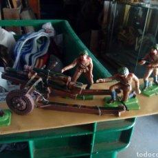 Figuras de Goma y PVC: SET SOLDADOS D GOMA - FIGURAMAS 2 LBLOGSPOT.COM. Lote 171420415
