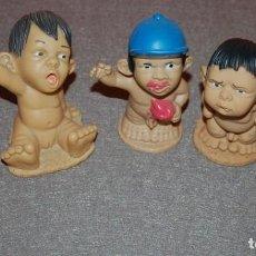 Figuras de Goma y PVC: LOTE DE 5MUÑECOS JOIMY AÑOS 70/80 DISTINTOS. Lote 171451557