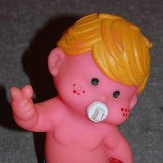 Figuras de Goma y PVC: MUÑECO DE GOMA BEBE . Lote 171452374