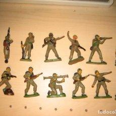 Figuras de Goma y PVC: FIGURAS JECSAN EN GOMA. Lote 171461553