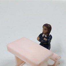 Figuras de Goma y PVC: ALUMNA DEL COLEGIO . REALIZADA POR JECSAN . AÑOS 50 EN GOMA . PUPITRE NO INCLUIDO. Lote 171473107