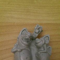 Figuras de Goma y PVC: GÁRGOLAS «EL JOROBADO DE NOTRE DAME» NESTLÉ. Lote 171595583