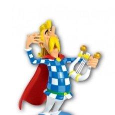 Figuras de Goma y PVC: ASURANCETÚRIX FIGURA 12 CMS RESINA PVC SALVAT NUEVA EN BLISTER ASTERIX Y OBELIX. Lote 171652994