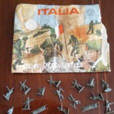 Figuras de Goma y PVC: SOBRE MONTAPLEX. Lote 145653832