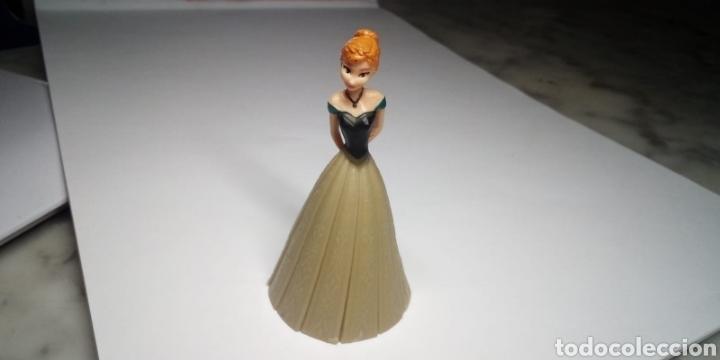 FIGURA PVC ANNA FROZEN DISNEY (Juguetes - Figuras de Goma y Pvc - Otras)