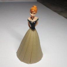 Figuras de Goma y PVC: FIGURA PVC ANNA FROZEN DISNEY. Lote 171725649