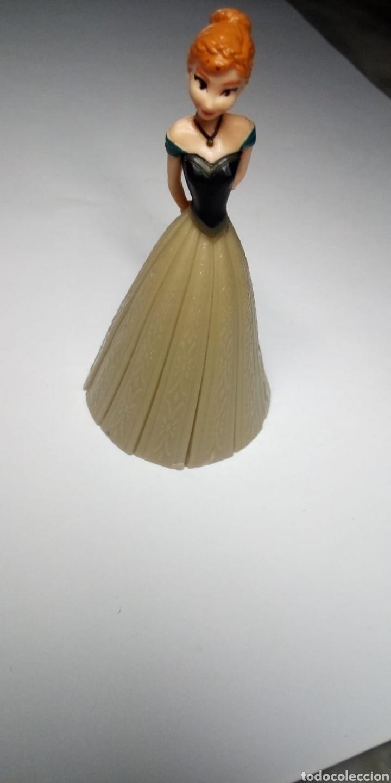 Figuras de Goma y PVC: FIGURA PVC ANNA FROZEN DISNEY - Foto 3 - 171725649