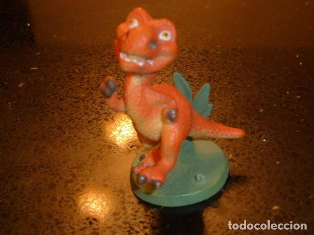 Figuras de Goma y PVC: Tiranosaurio bebé. Ice Age - Foto 2 - 171821433