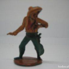 Figuras de Goma y PVC: FIGURA EN GOMA DE LA CASA GAMA. Lote 171834599