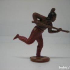 Figuras de Goma y PVC: FIGURA EN GOMA DE LA CASA GAMA. Lote 171834668