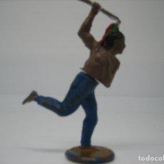 Figuras de Goma y PVC: FIGURA EN GOMA DE LA CASA GAMA. Lote 171834740