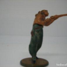 Figuras de Goma y PVC: FIGURA EN GOMA DE LA CASA GAMA. Lote 171834779