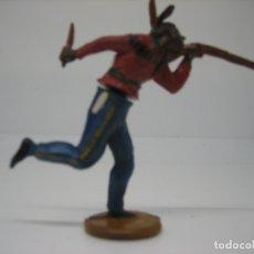 Figuras de Goma y PVC: FIGURA EN GOMA DE LA CASA GAMA. Lote 171834790