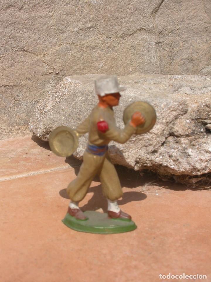 REAMSA COMANSI PECH LAFREDO JECSAN TEIXIDO GAMA MOYA SOTORRES STARLUX ROJAS ESTEREOPLAST (Juguetes - Figuras de Goma y Pvc - Starlux)