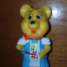 Figuras Kinder: FIGURA OSO HOLANDÉS HOLANDESA HARIBO PREMIUM OSITO COLECCIÓN TIPO KINDER DIFÍCIL. Lote 172032832