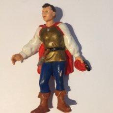Figuras de Goma y PVC: PRINCIPE FELIPE DE LA BELLA DURMIENTE. Lote 172065350