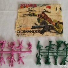 Figuras de Goma y PVC: SOBRE MONTAPLEX. Lote 114104275