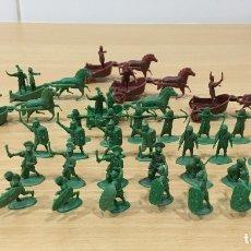 Figuras de Borracha e PVC: LOTE RESERVADO MONTAPLEX - DISCULPEN LAS MOLESTIAS. Lote 172178165