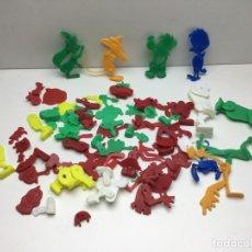 Figuras de Goma y PVC: LOTE FIGURAS DE GOMA - WARNER BROS PICTURES - DISENY PRODUCTIONS - AÑOS 70. Lote 172270179