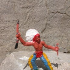 Figuras de Borracha e PVC: REAMSA COMANSI PECH LAFREDO JECSAN TEIXIDO GAMA MOYA SOTORRES STARLUX ROJAS ESTEREOPLAST. Lote 172284857