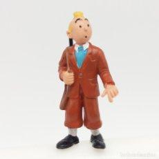 Figuras de Goma y PVC: FIGURA DE TINTIN. COMICS SPAIN 1985. Lote 172491130