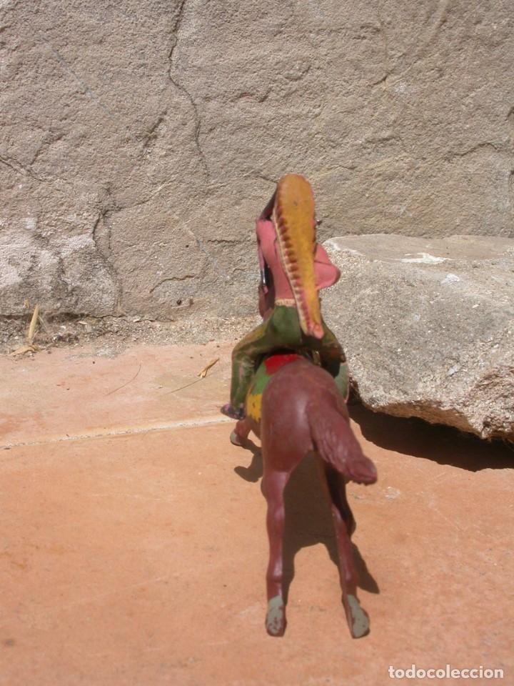Figuras de Goma y PVC: REAMSA COMANSI PECH LAFREDO JECSAN TEIXIDO GAMA MOYA SOTORRES STARLUX ROJAS ESTEREOPLAST - Foto 3 - 172621903