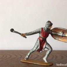 Figuras de Goma y PVC: JECSAN , LAS CRUZADAS. SERIE MEDIEVALES. AÑOS 60 Y 70.. Lote 172720260