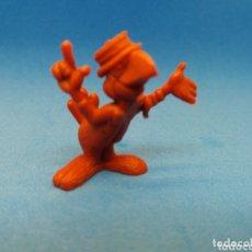 Figuras de Goma y PVC: ANTIGUA FIGURA DUNKIN. PERSONAJE DE LOS TRES CABALLEROS. DISNEY. Lote 172720764