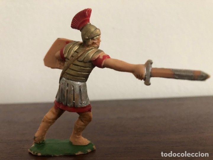 Figuras de Goma y PVC: Reamsa. Serie Legiones romanas. Figura nº 153 - Foto 2 - 172789828
