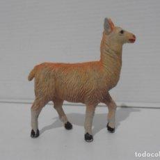 Figuras de Goma y PVC: FIGURA LLAMA PECH HERMANOS. Lote 172879017