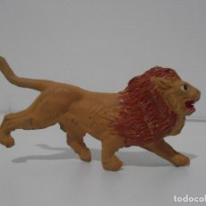 Figuras de Goma y PVC: FIGURA LEON, PECH HERMANOS. Lote 172880149