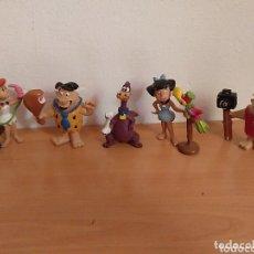 Figuras de Goma y PVC: COLECCIÓN COMPLETA LOS PICAPIEDRA COMICS SPAIN.. Lote 172885503