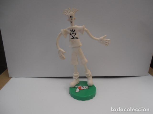 FIGURA PVC - 7UP (Juguetes - Figuras de Goma y Pvc - Otras)