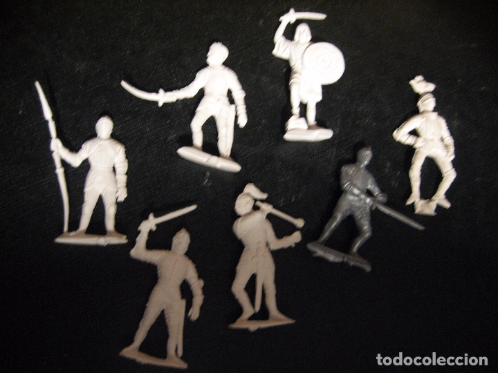 FIGURAS JECSAN (Juguetes - Figuras de Goma y Pvc - Jecsan)