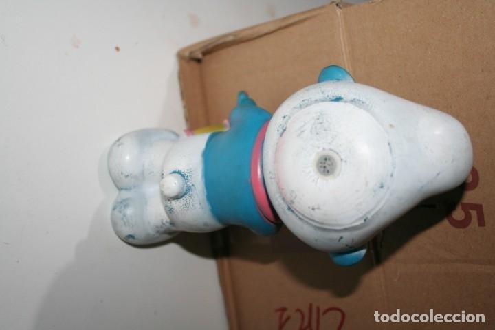 Figuras de Goma y PVC: MUÑECO GRANDE PITUFO DE GOMA MARCA PEYO - Foto 3 - 173097644
